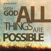 With God All Things Are Possible - Audrey Hardy