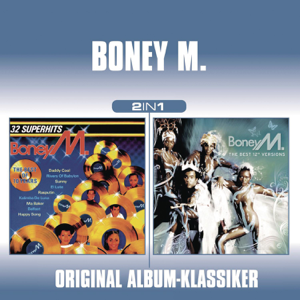 Boney M. - Boney M. - 2 in 1 (In the Mix/The Best 12inch Versions)