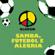 Samba, Futebol e Alegria - Olodum