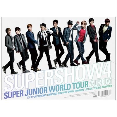 Super Junior World Tour 'Super Show 4' - Super Junior