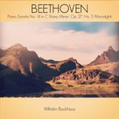 Piano Sonata No. 14 in C Sharp Minor, Op. 27, No. 2: Adagio sostenuto