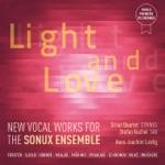 Sonux Ensemble, Sirius Quartet, Hans-Joachim Lustig & Stefan Kuchel - I saw Eternity