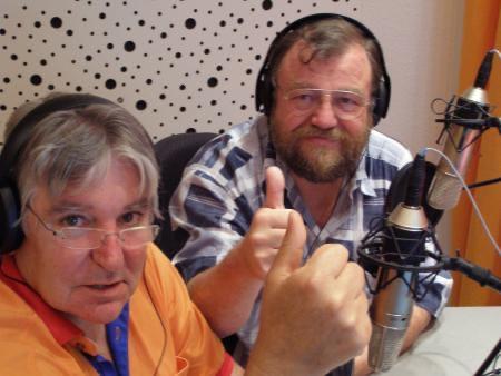 Computerclub Zwei mit Wolfgang Back und Wolfgang R