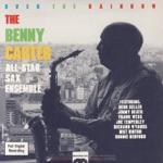 The Benny Carter All-Star Sax Ensemble - Straight Talk