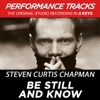 Be Still and Know Performance Tracks EP