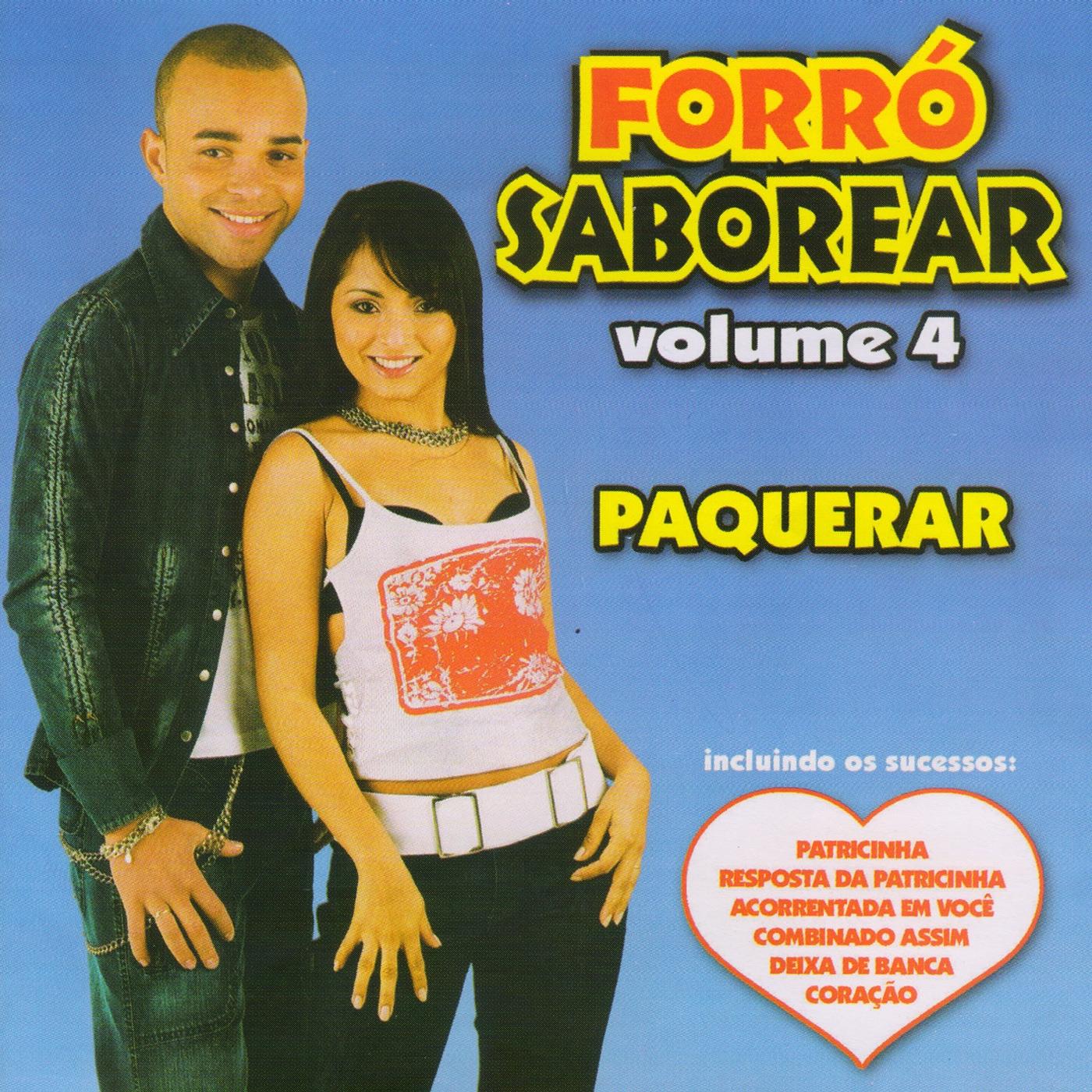 Forró Saborear, Vol. 4