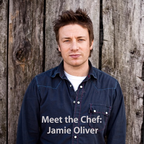 Meet the Chef: Jamie Oliver