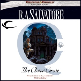 ‎The Chaos Curse: Forgotten Realms the Cleric Quintet, Book 5 (Unabridged)