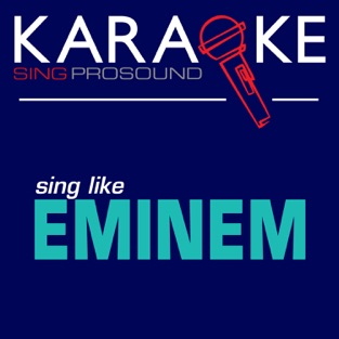 Karaoke in the Style of Eminem – ProSound Karaoke Band