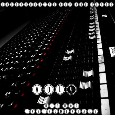 Hip Hop Instrumentals, Vol. 4 - Instrumental Hip Hop Beats album