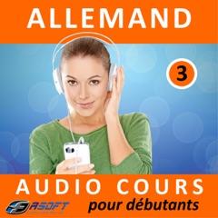 Allemand - Audio cours pour débutants 3