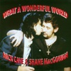What a Wonderful World - Single - Nick Cave & Shane MacGowan