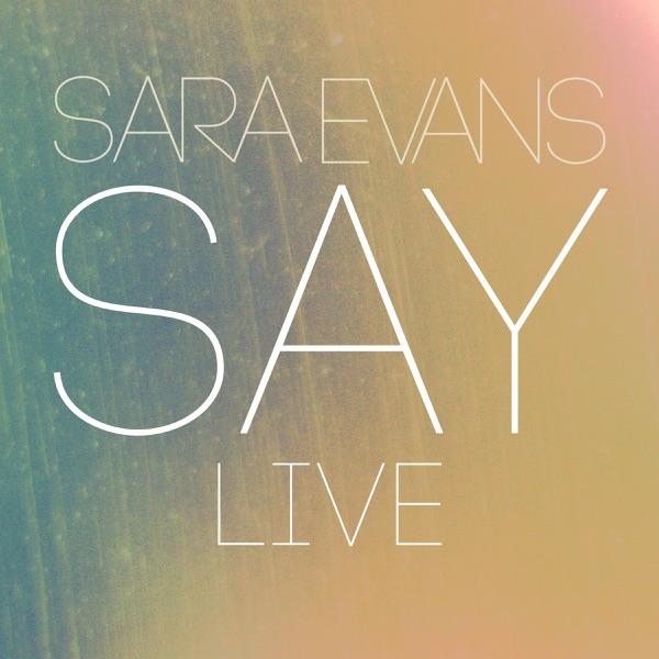 Say (Live) - Single