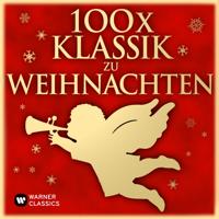 Verschiedene Interpreten - 100 x Klassik zu Weihnachten artwork