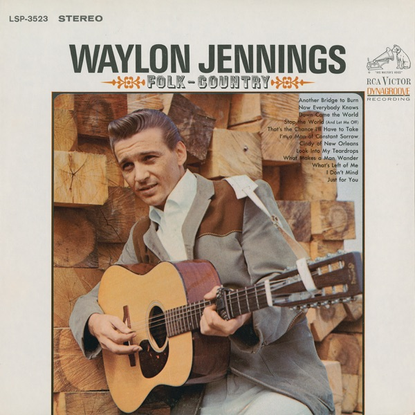 Waylon Jennings - Folk-Country album wiki, reviews