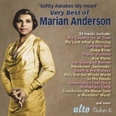 Marian Anderson - (a) The Star-Spangled Banner, (b) My Country, 'tis of Thee