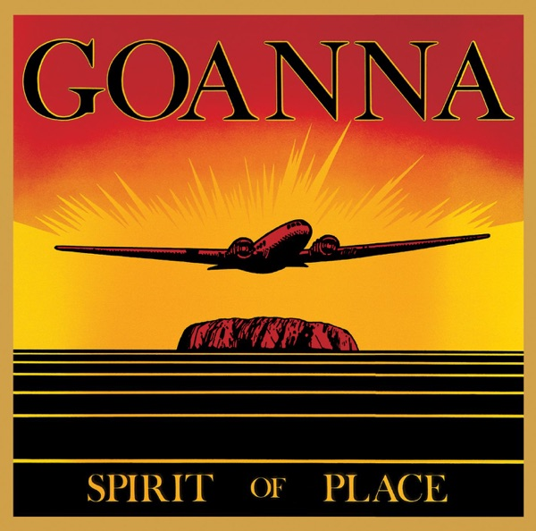 Goanna - Solid Rock