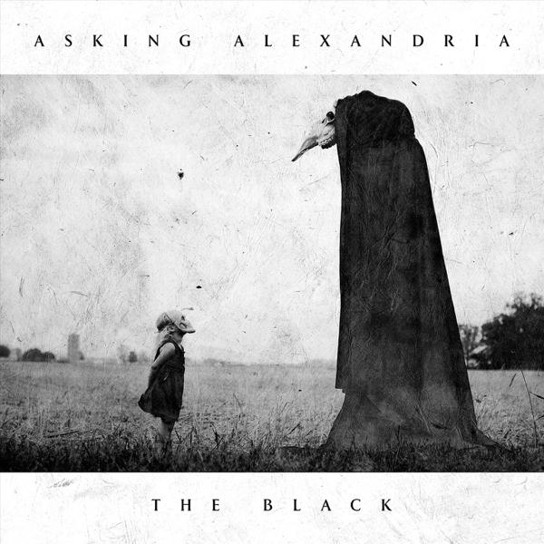 asking alexandriaの the black をapple musicで