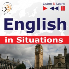 English in Situations - A Month in Brighton / Holiday Travels / Business English / Grammar Tenses: Listen & Learn