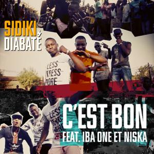 Sidiki Diabaté, Iba one & Niska - C'est bon !