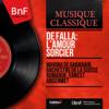 Marina De Gabarain, L'Orchestre de la Suisse Romande & Ernest Ansermet - De Falla: L'amour sorcier (Ballet Version, Mono Version) portada