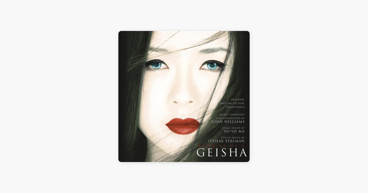John williams memoirs of a geisha