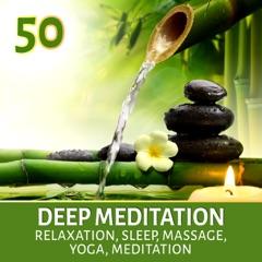 Deep Meditation 50: Relaxation & Sleep, Yoga, Meditation, Massage, Healing Music with Nature Sounds