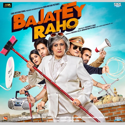 Bajatey Raho (Original Motion Picture Soundtrack) – Album (iTunes Plus M4A)