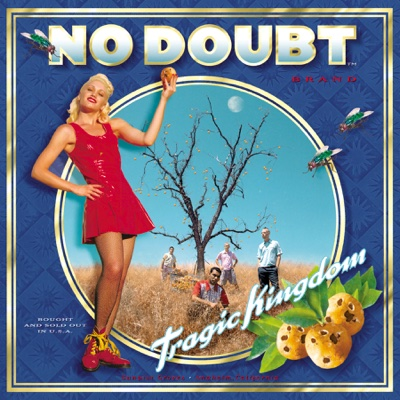 Tragic Kingdom - No Doubt album