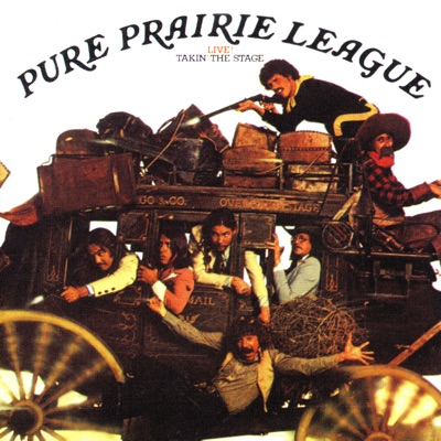 Live! Takin' the Stage - Pure Prairie League