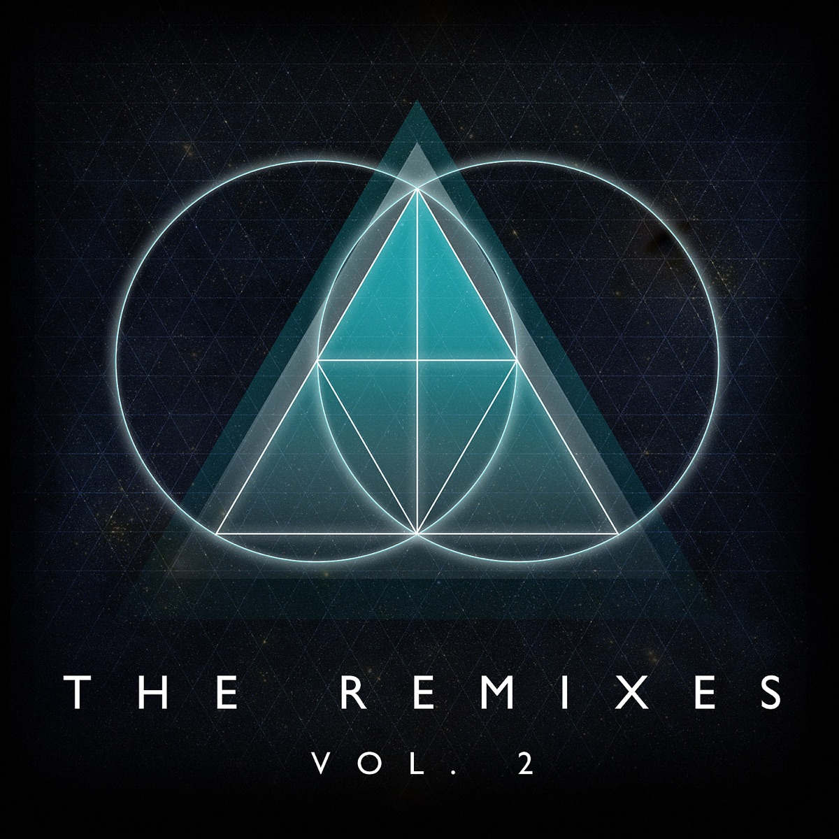 Drink the Sea Remixes Vol 2 The Glitch Mob CD cover