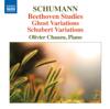 Olivier Chauzu - R. Schumann: Piano Variations artwork