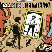 MAN IN THE MIRROR - Official髭男dism Cover Art
