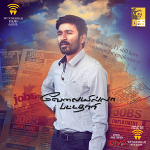 Anirudh Ravichander - Velai Illa Pattadhaari (Original Motion Picture Soundtrack)