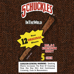 Ras G & The Koreatown Oddity - 5 Chuckles: In the Wrld