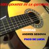 Tres Grandes De La Guitarra (Instrumental) - Sabicas, Andrés Segovia & Paco de Lucía