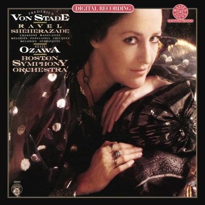 Ravel: Shéhérazade - Mélodies & Chansons - Frederica Von Stade