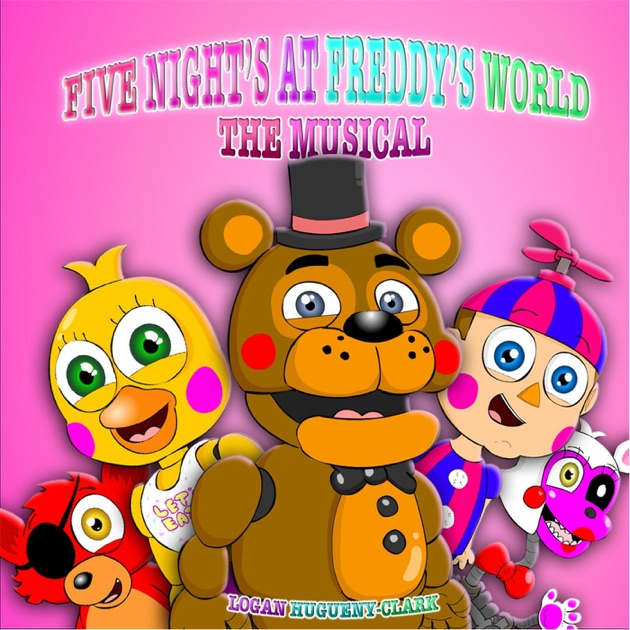 five nights at freddy s songs 2 by tryhardninja on apple music