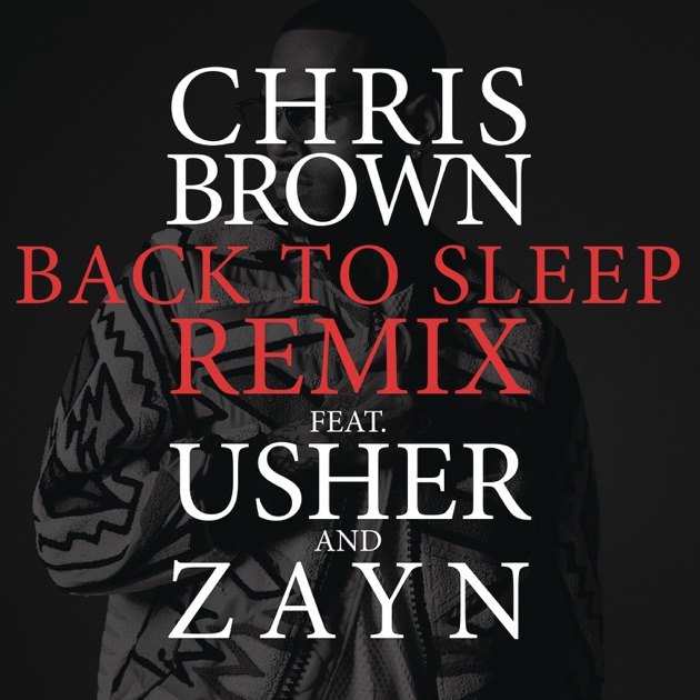 01 back to sleep remix (feat. Usher. M4a download & dbree.