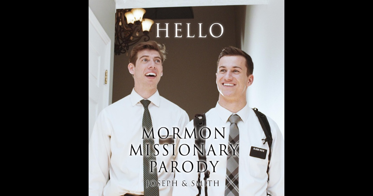 dating a mormon missionary Mormon jokes back to: one time two lds missionaries where walking down the street, when they came upon some horse manure the first missionary said.