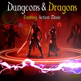 Dungeons and dragons music