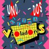 Los Violadores - Ultraviolento artwork