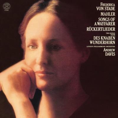 Mahler: Lieder - Frederica Von Stade