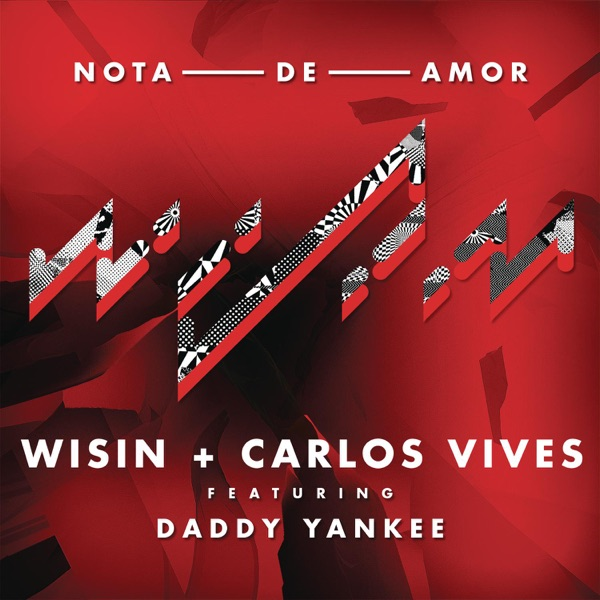 Nota de Amor (feat. Daddy Yankee) - Single