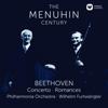 Yehudi Menuhin - Beethoven: Violin Concerto & 2 Romances artwork