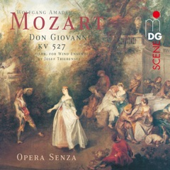 Mozart: Don Giovanni (Arranged for Wind Ensemble by Josef Triebensee)