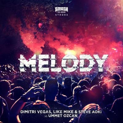 Melody (Radio Mix) - Single - Steve Aoki