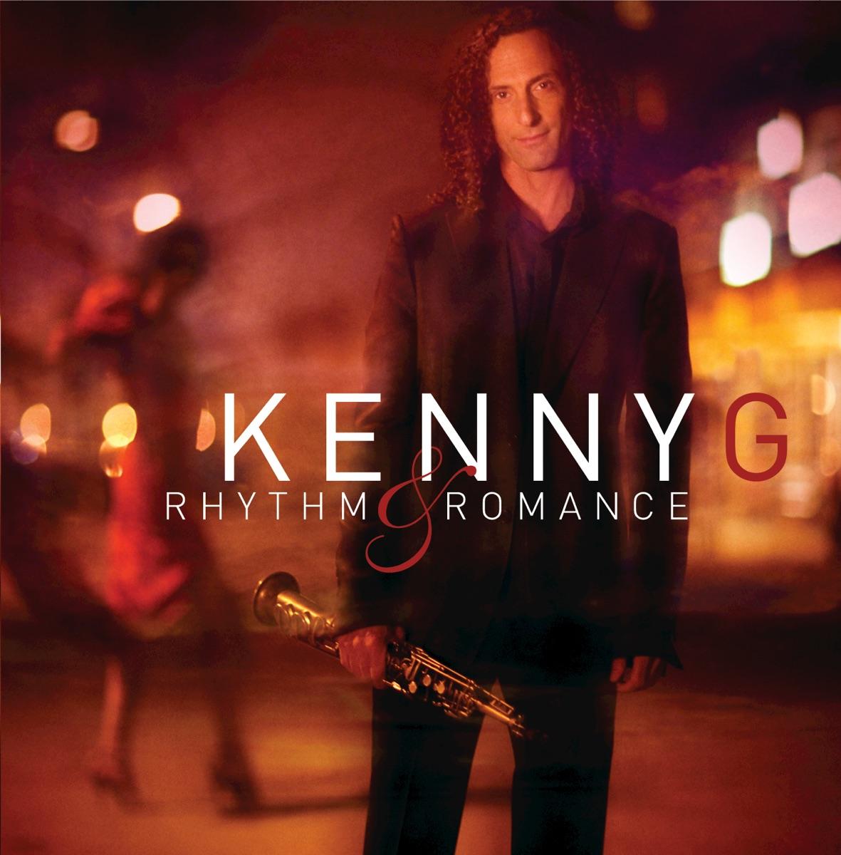 Rhythm & Romance Album Cover by Kenny G