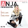 I m So Excited feat will i am Cody Wise EP