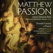 """Clare Wilkenson, Dunedin Consort & John Butt - Matthew Passion, BWV 244, Pt. 2: 15. Aria """"Erbarme dich"""" (Alto)"""